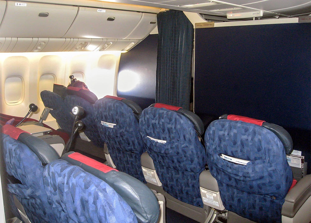 Transaero Moscow To Los Angeles And Back On A Pair Of
